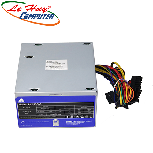 Nguồn máy tính Golden Field Smart Eye SME PLUS3000 - 300W