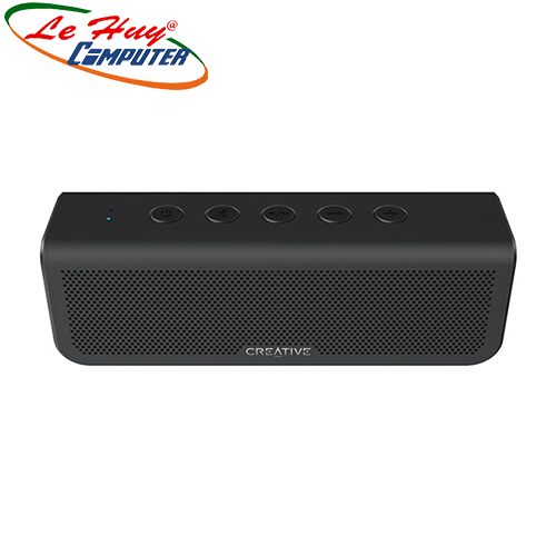 Loa Creative Metallix Plus Bluetooth (Đen)