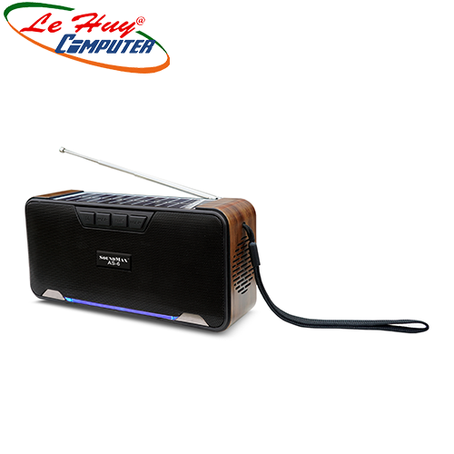Loa Bluetooth SoundMax AS-6