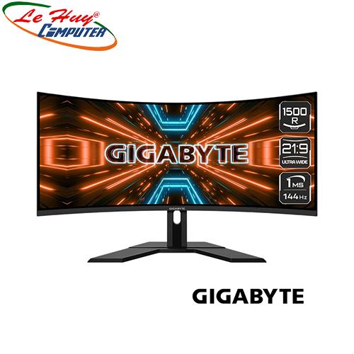 LCD - MÀN HÌNH cong GIGABYTE G34WQC 34