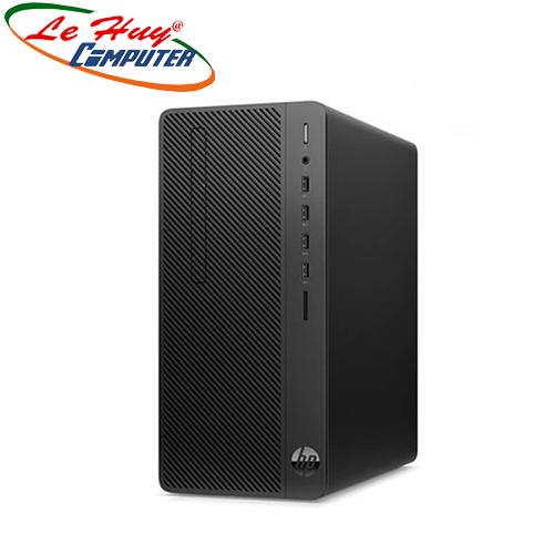 Máy tính để bàn/PC HP 280 Pro G5 (i3-9100/4GB RAM/1TB HDD/K+M/DOS) (9GB23PA)