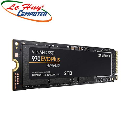 Ổ Cứng SSD Samsung 970 EVO PLUS 2TB NVMe M.2 Hàng Nhập Khẩu