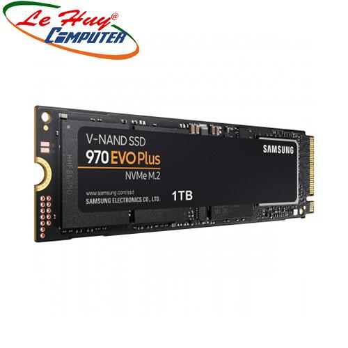 Ổ Cứng SSD Samsung 970 EVO PLUS 1TB NVMe M.2 Hàng Nhập Khẩu