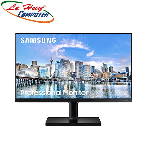 Màn hình máy tính Samsung LF24T450FQEXXV 24 inch FHD 75Hz
