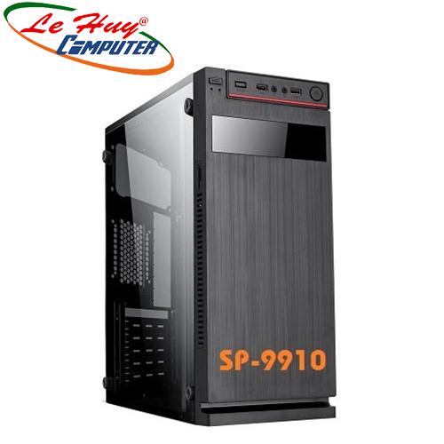 Vỏ máy tính SP 9910 Kèm 1 Fan Led 8cm
