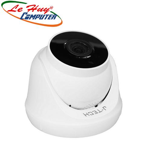 Camera IP Dome hồng ngoại 5.0 Megapixel J-TECH SHD5295E0
