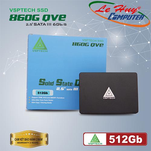 SSD VSPTECH 512G 860G QVE SATA 2.5