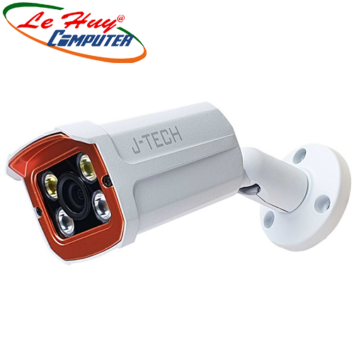 Camera IP hồng ngoại 5.0 Megapixel J-TECH AI5703E0