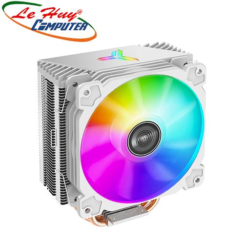 Tản nhiệt khí Jonsbo CR1000 Trắng RGB