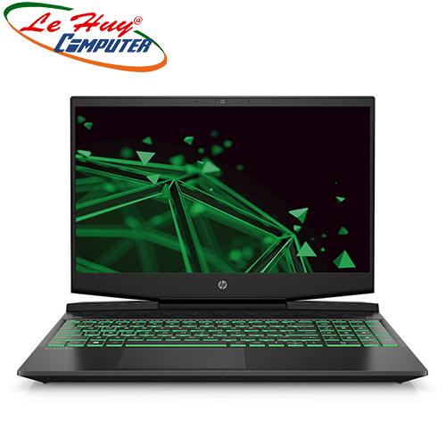 Máy Tính Xách Tay/Laptop HP Pavilion Gaming 15-ec0051AX 9AV29PA (Ryzen 7 3750H/8GB/512GB SSD/15.6FHD, 144Hz/GTX1650 4GB/Win 10/Black)