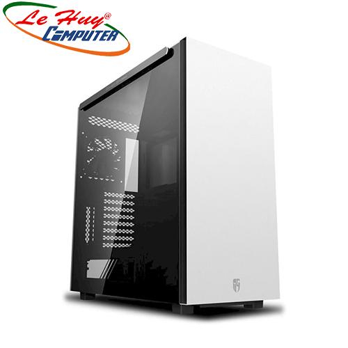 Vỏ máy tính Deepcool MACUBE 550 WHITE