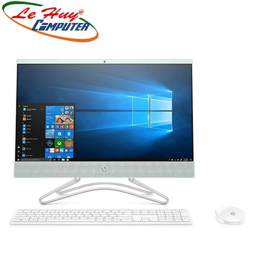 Máy tính để bàn/PC HP All In One 22-df0131d (i3-10100T/4GB RAM/256GB SSD/21.5 inch FHD/DVDRW/K+M/Win 10) (180N4AA)