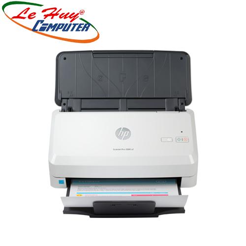 Máy quét HP ScanJet Pro 2000 s2 (6FW06A) Chính Hãng