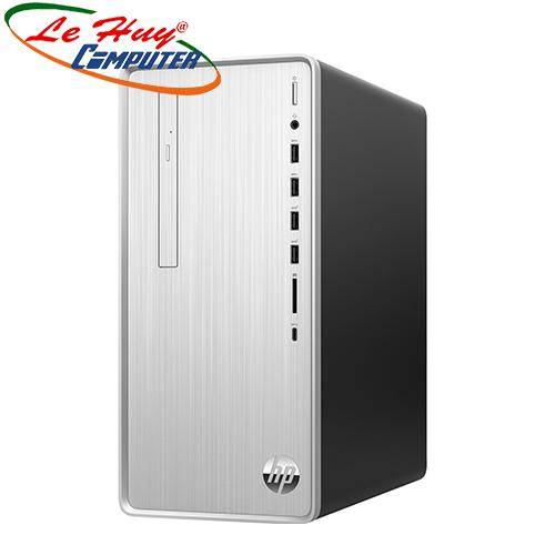 Máy tính để bàn/PC HP Pavilion TP01-1113d (i5-10400/8GB RAM/1TB HDD/WL+BT/DVDRW/K+Mouse/Win 10) (180S3AA)
