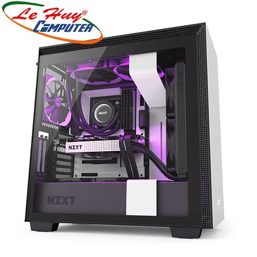 Vỏ máy tính NZXT H710i SMART
