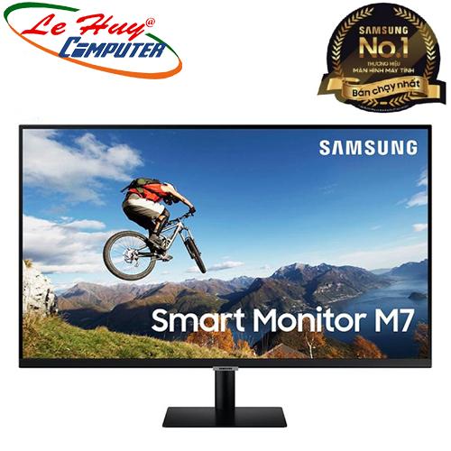 Màn hình thông minh Samsung LS32AM700UEXXV 32Inch 60Hz 4K HDR10