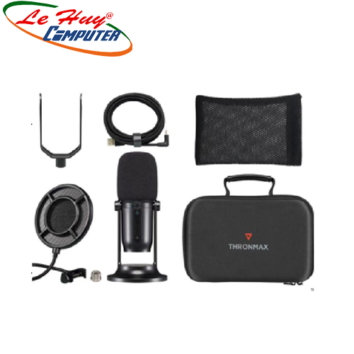 Microphone Thronmax Mdrill One M2 KIT