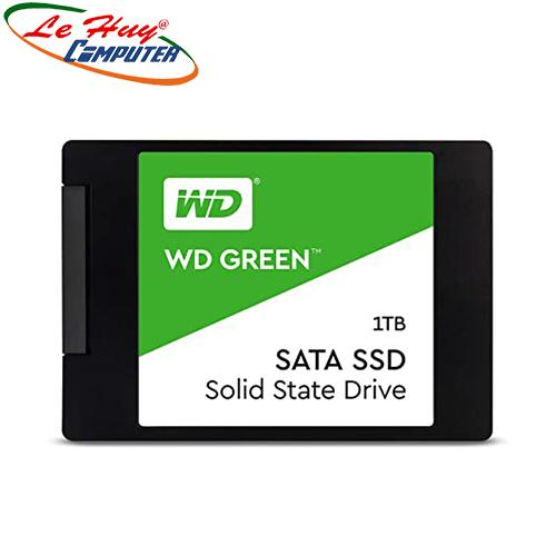 Ổ cứng SSD Western Digital Green 1TB 2.5