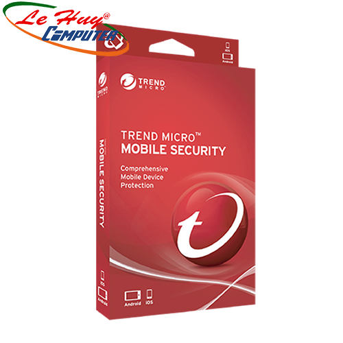 Phần mềm diệt virus Trend Micro Mobile Security (Android & iOS)