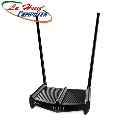Thiết bị mạng - Router TP-Link 841HP(HG) 4Port Chuẩn N 300Mps 2 Antens