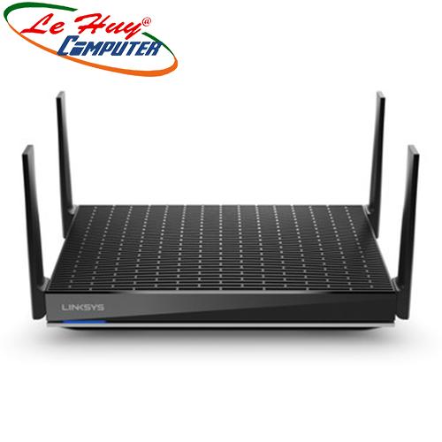 Thiết bị mạng - Router Linksys MR9600-AH DUAL-BAND AX6000 INTELLIGENT MESH WIFI 6 MU-MIMO GIGABIT