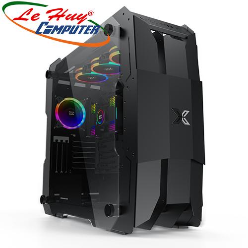 Vỏ máy tính Xigmatek X7 Black (EN46218)