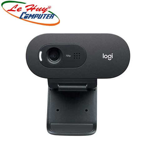Logitech Webcam C505E HD 720P