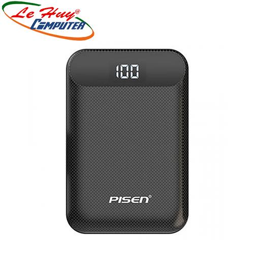 Sạc dự phòng PISEN Power Box C10000(LED) TP-D01CJ