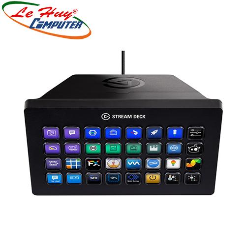 Thiết bị Elgato Stream Deck XL 32 Key 10GAT9901