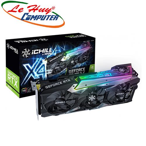 Card màn hình - VGA INNO3D RTX 3070 ICHILL X4 8GB