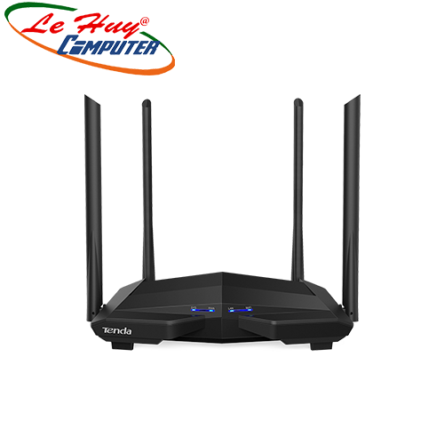 Thiết bị mạng - Router Tenda AC10 V3 Tốc độ AC1200Mbps