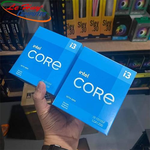 CPU Intel Core i3 10105F 3.70GHZ Socket 1200 Chính Hãng