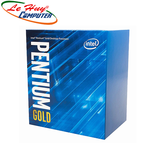 CPU Intel Pentium Gold G6400 TRAY + FAN