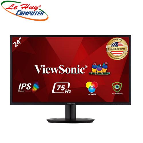 Màn hình máy tính Viewsonic VA2418-SH 23.8Inch 75Hz IPS