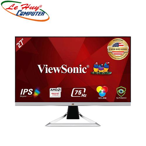 Màn hình máy tính Viewsonic VX2781-MH 27Inch 1Ms 75Hz IPS