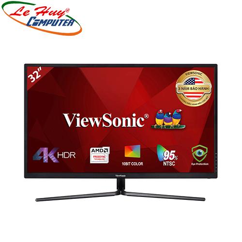 Màn hình máy tính Viewsonic VX3211-4K-MHD 32 inch 4K UHD