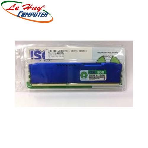 RAM DDR4 PC 8G/2400 OSI Tản nhiệt thép NEW