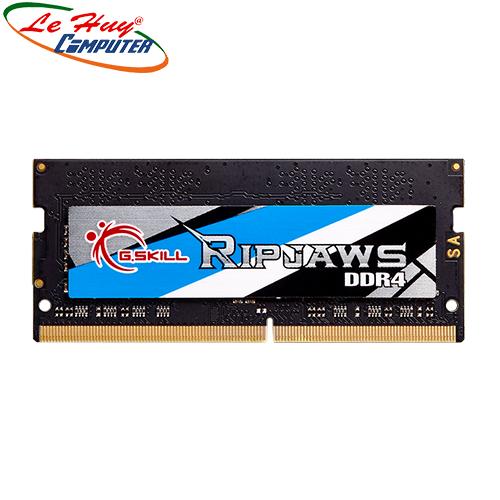 Ram Laptop GSKILL Ripjaws 16GB DDR4 3200MHz F4-3200C22S-16GRS