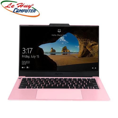 Máy Tính Xách Tay/Laptop Avita Liber V14 NS14D8VNF561-BPB (i5-10210U/8GB/512GB SSD/14FHD/VGA ON/Win10/Pink)