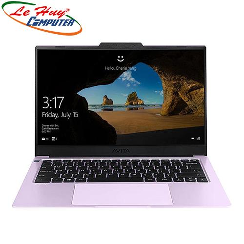 Máy Tính Xách Tay/Laptop Avita Liber V14 NS14A8VNF561-FLB (i5-10210U/8GB/512GB SSD/14FHD/VGA ON/Win10/Lilac)