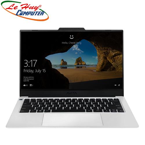 Máy Tính Xách Tay/Laptop Avita Liber V14 NS14A8VNF561-PWB (i5-10210U/8GB/512GB SSD/14FHD/VGA ON/Win10/White)