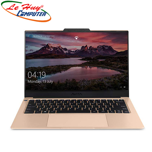 Máy Tính Xách Tay/Laptop Avita Liber V14 NS14A8VNR571-CGB (i7-10510U/8GB/1TB SSD/14 FHD/Win10/Gold)