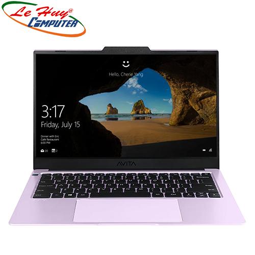 Máy Tính Xách Tay/Laptop Avita Liber V14 NS14A8VNR571-FLB (i7-10510U/8GB/1TB SSD/14 FHD/Win10/Lilac)