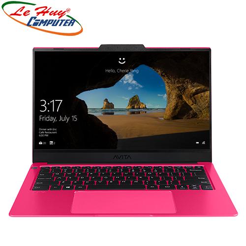 Máy Tính Xách Tay/Laptop Avita Liber V14 NS14A8VNR571-URB (i7-10510U/8GB/1TB SSD/14 FHD/Win10/Ruby)
