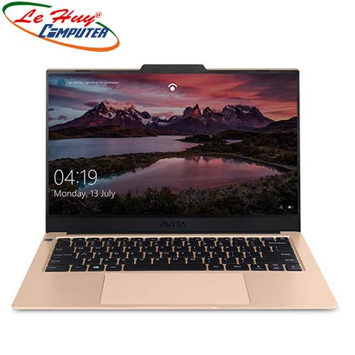 Máy Tính Xách Tay/Laptop Avita Liber V14 NS14A8VNW561-UGAB (Ryzen 7-3700U/8GB/512GB SSD/14FHD/VGA ON/Win10/Gold)