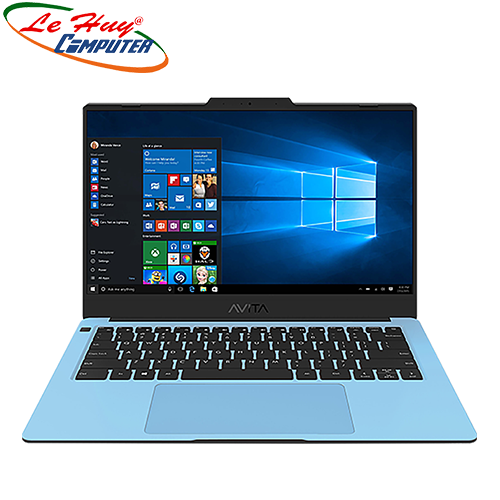 Máy Tính Xách Tay/Laptop Avita Liber V14 NS14A8VNW561-ABAB (Ryzen 7-3700U/8GB/512GB SSD/14FHD/VGA ON/Win10/Blue)