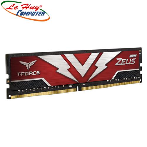Ram Máy Tính Team 16GB Bus 3000 Zeus DDR4 (TTZD416G3000HC16C01)