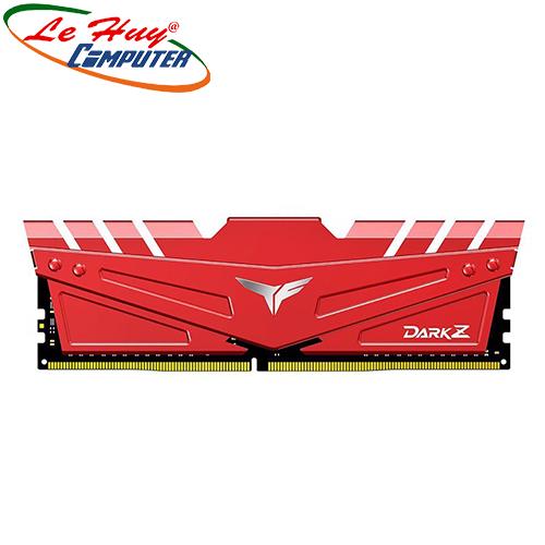 Ram Máy Tính Team DARK Z 8GB Bus 2666 DDR4 TDZRD48G2666HC15B01