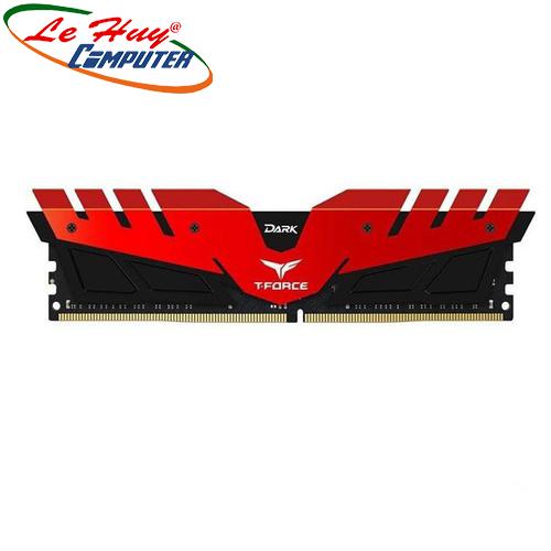 Ram Máy Tính Team DARK Z 8GB Bus 3200 DDR4 TDZRD48G3200HC16C01