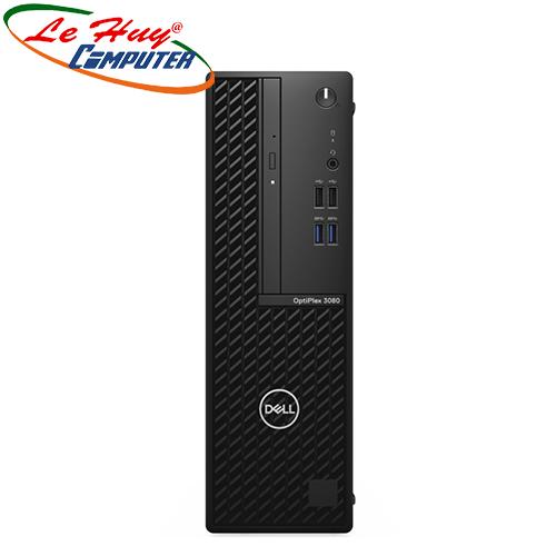 Máy tính để bàn/PC Dell OptiPlex 3080 SFF (i3-10100/8GB RAM/1TB HDD/DVDRW/WL+BT/K+M/Fedora) (70233231)